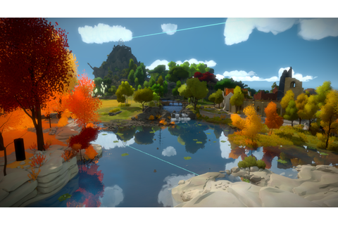 The Witness review | PC Gamer