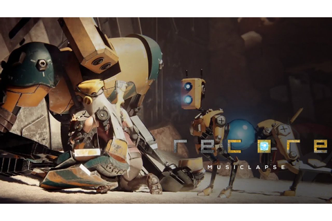 ReCore - Gameplay Trailer SONG E3 2016 - YouTube
