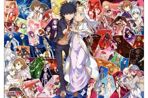 To Aru Majutsu no Index Light Novel | Anime Amino