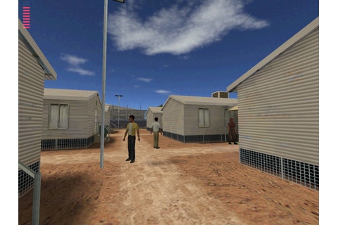 Liveworks: Return to Escape from Woomera | RealTime ...