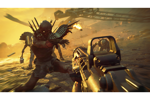 "RAGE 2 Won't Feature Lootboxes; Team Taking A ""Games As A ..."