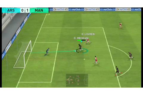 pes 2018 Pro Evolution Soccer mobile games #5 - YouTube