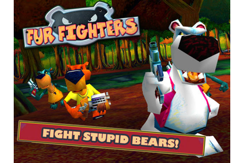 Fur Fighters Reappears on iPad - IGN