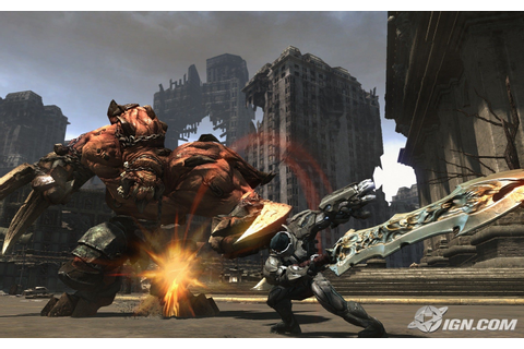Darksiders Screenshots, Pictures, Wallpapers - PlayStation ...