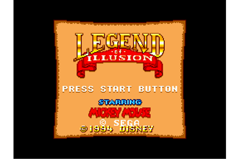 Legend of Illusion Starring Mickey Mouse - Wikipedia