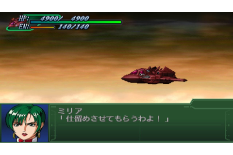 Super Robot Wars Alpha 3 - VF-17S(Milia) Attacks - YouTube