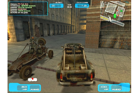Terminator 3 War Of The Machines Game Free Download | Free ...