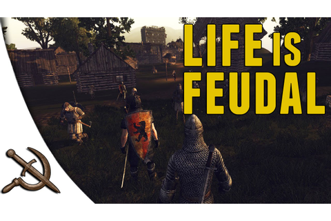 Life is Feudal Gameplay Part 1 - AMAZING OPEN WORLD GAME ...