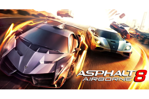 Asphalt 8: Airborne v1.0.0 APK + SD Data | Android Games ...