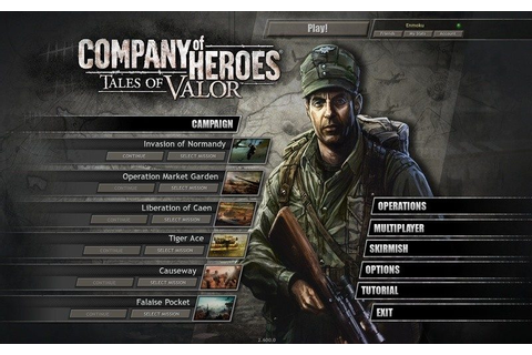 Company of Heroes: Tales of Valor (2009) by Relic ...