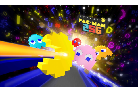 "Hit Mobile Game ""PAC-MAN 256"" Coming To Consoles 