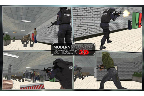 Swat Team Counter Attack Force APK Download - Free Action ...