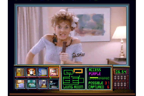 The notorious live-action game Night Trap is being revived ...