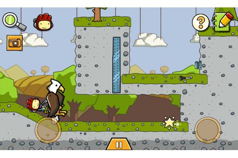 Spell out your wildest dreams in Scribblenauts Remix [Game ...