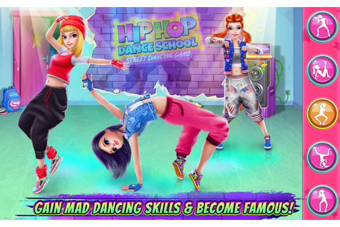 Hip Hop Dance School Game - Android Apps on Google Play