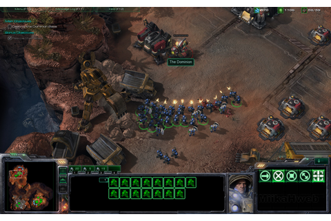 MiikaHweb - Game : StarCraft II: Wings of Liberty