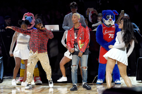 Watch N.E.R.D. and Migos' 2018 NBA All-Star Game Halftime ...