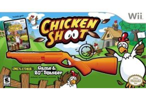 Chicken Shoot Game & Blaster - Wii - IGN