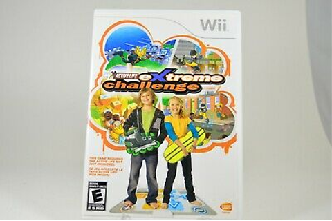 Active Life: Extreme Challenge game for Nintendo Wii ...