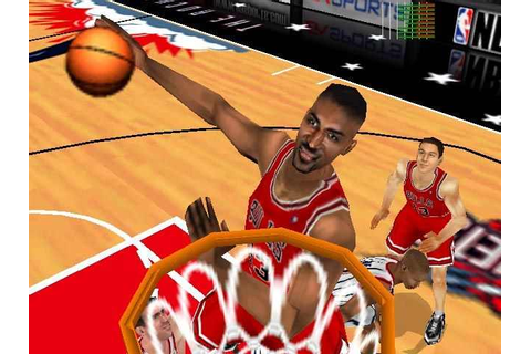 NBA Live 99 Download Free Full Game | Speed-New