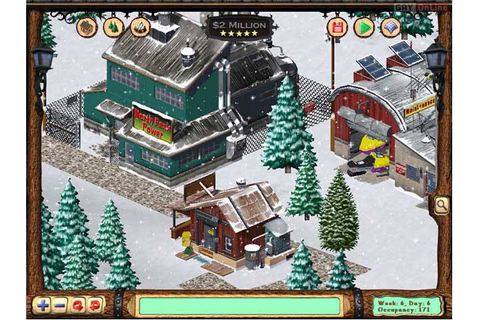 Ski Resort Tycoon II - galeria screenshotów - screenshot 1 ...