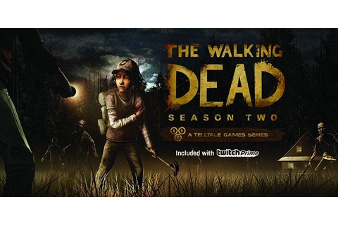 [Twitch Prime] The Walking Dead Season 2 (Free) : GameDeals