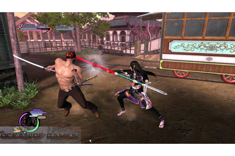 Way of The Samurai 4 Free Download - Ocean Of Games