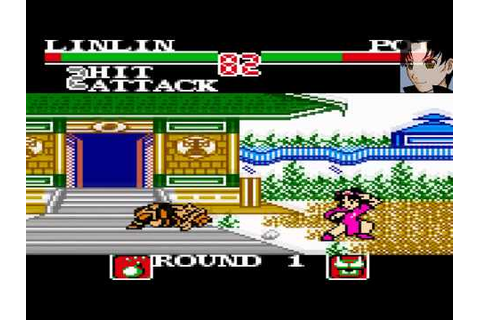 Super Chinese Fighter DX (GBC): Peleas con Lin Lin ...