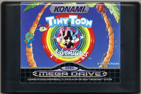 Tiny Toon Adventures: Buster's Hidden Treasure (1993 ...