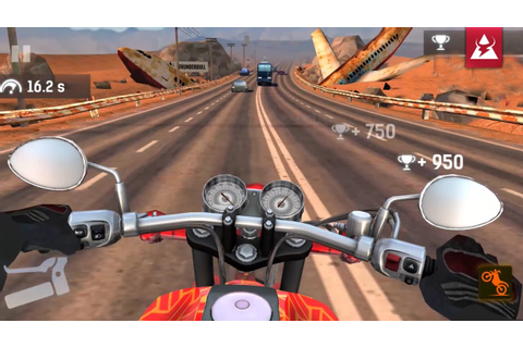 Moto Rider GO: Highway Traffic - Game Trailer || T-Bull ...