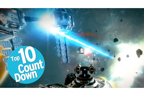 Top 10 Space Combat Video Games - YouTube
