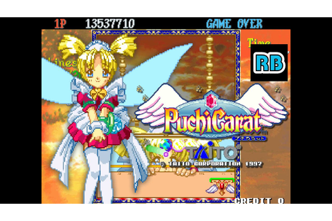1997 [60fps] Puchi Carat 13537710pts Expert ALL - YouTube