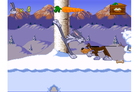 Bugs Bunny in Rabbit Rampage Download Game | GameFabrique