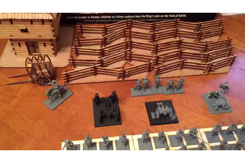 Quick Update on Liberty or Death! (Warlord Games) Box Set ...