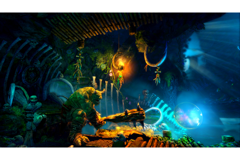 Trine 2: Complete Story Patch for PlayStation 4 | Frozenbyte
