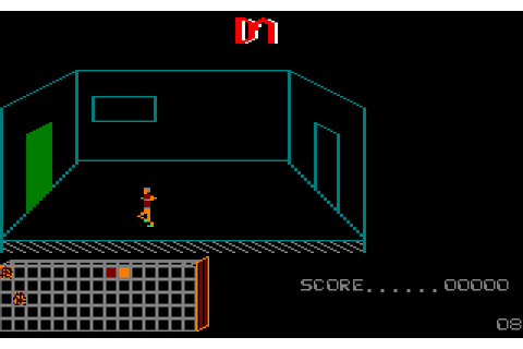 A View to a Kill: The Computer Game (1985) by Domark ...