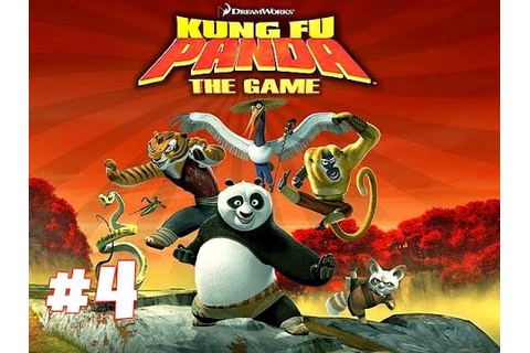 Kung Fu Panda (The Video Game) - Part 4 - Protect the ...