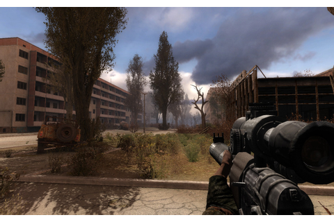 Screenshots view - S.T.A.L.K.E.R.