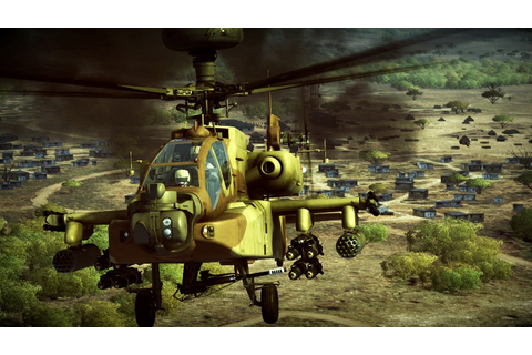 Apache: Air Assault Review « GamingBolt.com: Video Game ...