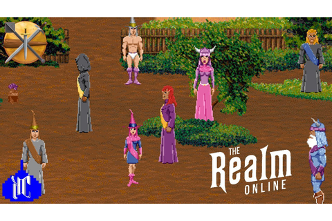 The Realm Online - YouTube