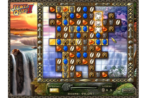 Jewel Quest II > iPad, iPhone, Android, Mac & PC Game ...