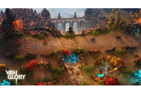 Vainglory - Really fun game