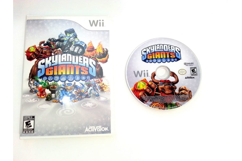 Skylander's Giants Starter Pack game for Wii | The Game Guy