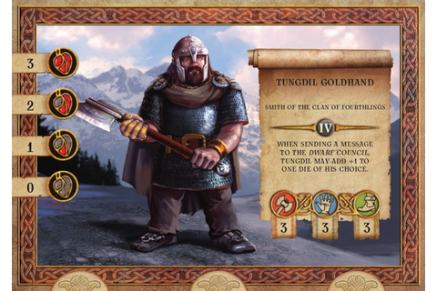 The Dwarves: The Saga by Pegasus Spiele —Kickstarter