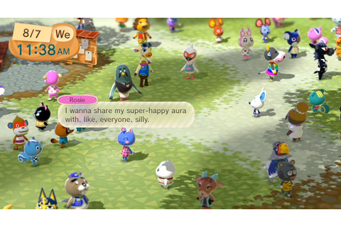 What They Call Games: Animal Crossing Plaza - Details and ...