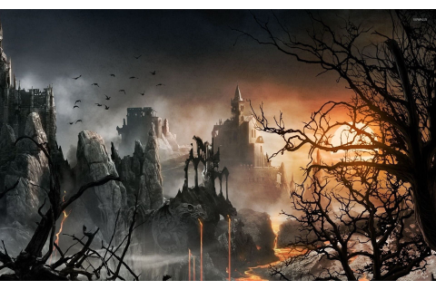 Dark Castle wallpaper Game wallpapers | Пейзажи, Идеи ...
