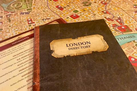 Sherlock Holmes Consulting Detective: Jack the Ripper ...