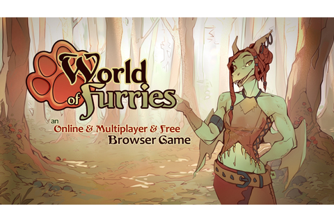 World of Furries, multiplayer RPG online browser game by ...