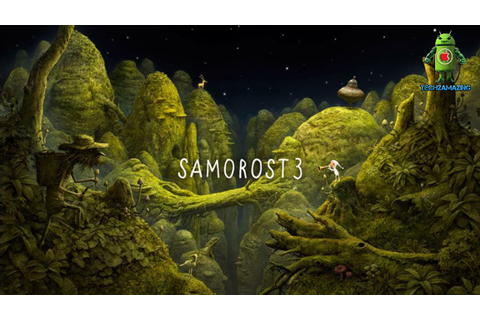 SAMOROST 3 (iOS / Android) Gameplay HD - YouTube