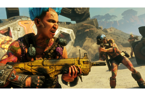 "Rage 2 devs ""saw a few requests"" to remove Denuvo, so they ..."